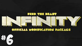FTB Infinity- Ep.6 - Basic Thaumaturgy! [Minecraft 1.7.10]