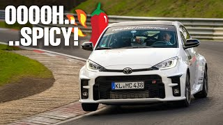 YARIS GR... Pretty Spicy! | Nürburgring Lap