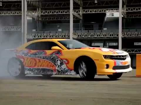 Hot wheels drifting mexico 2011 comercial youtube for 9 salon hot wheels mexico