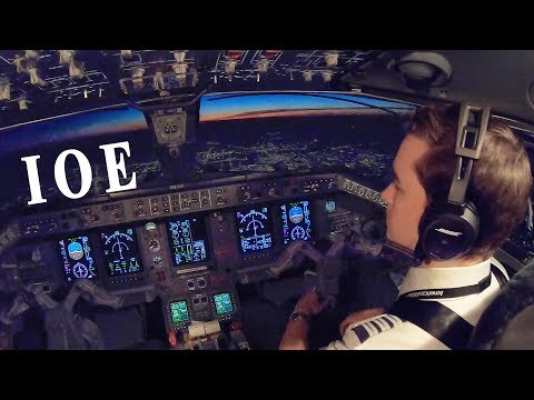 Ready For Your First Day Flying Jets? - Airline IOE