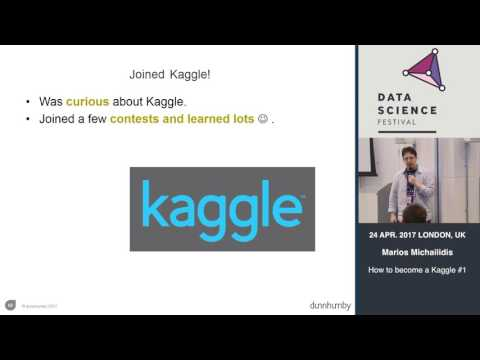 Marios Michailidis: How to become a Kaggle #1: An introduction to model stacking