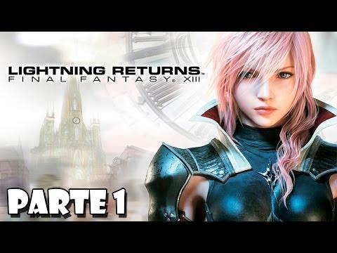 Lightning Returns Final Fantasy XIII Walkthrough Parte 1 - Español (PS3 Gameplay HD)