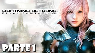 Lightning Returns Final Fantasy XIII Walkthrough Parte 1 - Español (PS3 Gameplay HD)