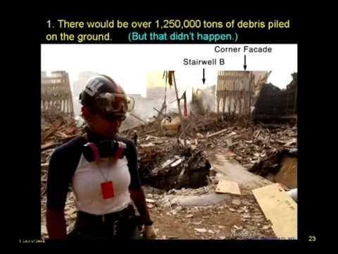 911- WTC: 110 Floors Vanished & we Walked Away