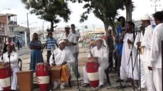 Rumba in the Park with Ballet Folklorico De Oriente - Santiago de Cuba