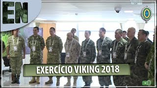 Exercício Viking 2018 - maior simulação de missões de paz do mundo