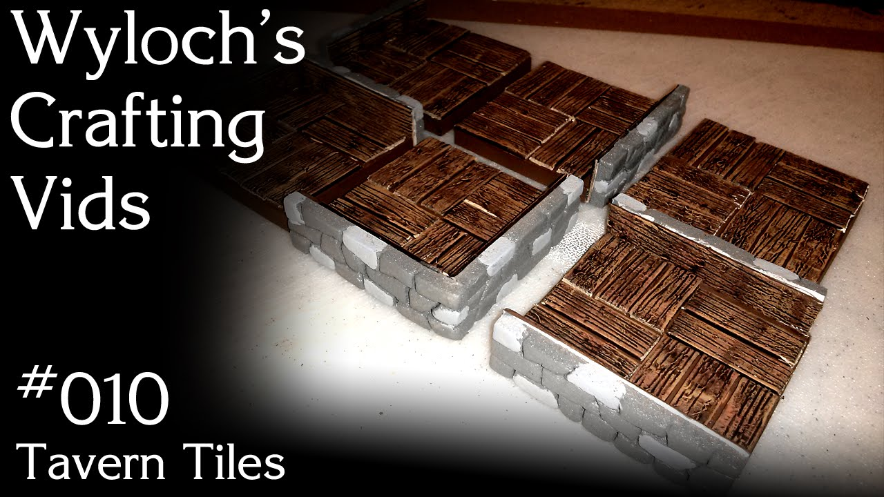 010 Tavern Tiles For Dungeons Amp Dragons And Pathfinder