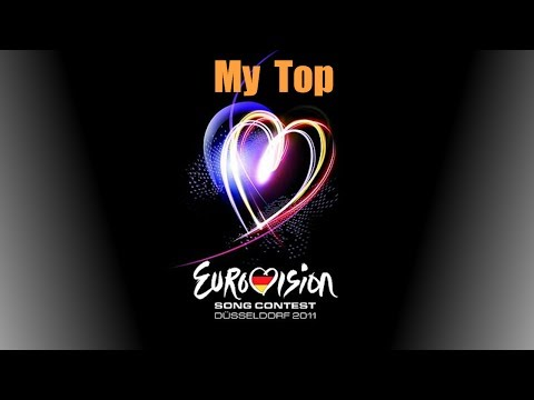 My Eurovision 2011 top 43