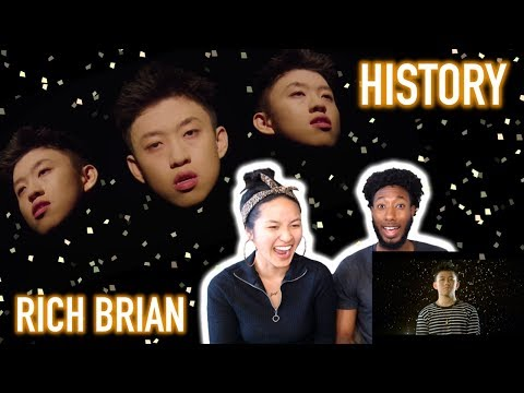 RICH BRIAN - HISTORY (OFFICIAL VIDEO) | REACTION