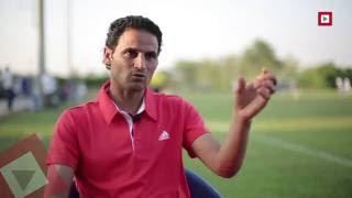 أيمن سعيد: «حفني وفتحي أحسن لاعيبة في مصر»