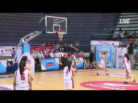 ADU All Stars VS DBL All Stars 2016: Girls