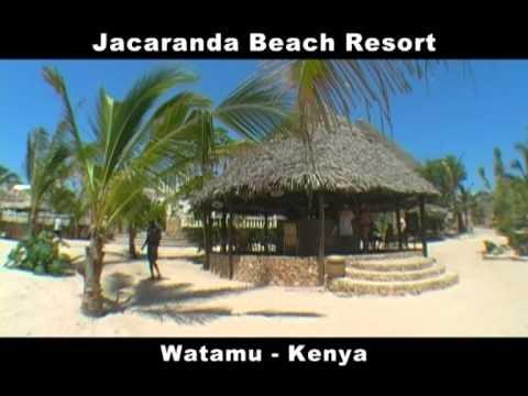 jacaranda beach resort video italiano