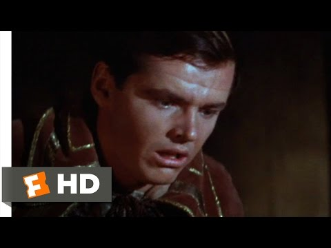 The Raven (7/11) Movie CLIP - A Ghost? (1963) HD