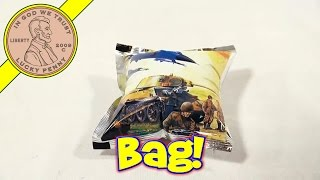 Exploding Bomb Bags - Squeeze bag, explodes with a bang!