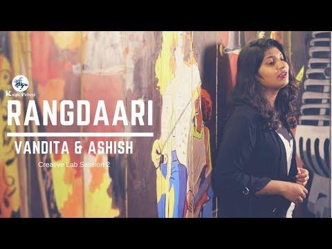 Rangdaari | Vandita & Ashish | Creative Lab Session 3 | Knight Pictures