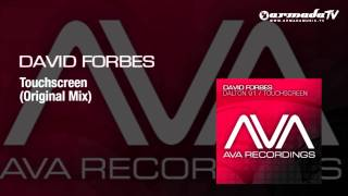 David Forbes - Touchscreen (Original Mix)
