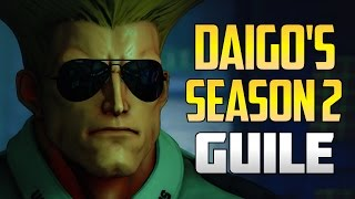 Out of nowhere, Daigo hopped into ranked matches with Guile. Here a...