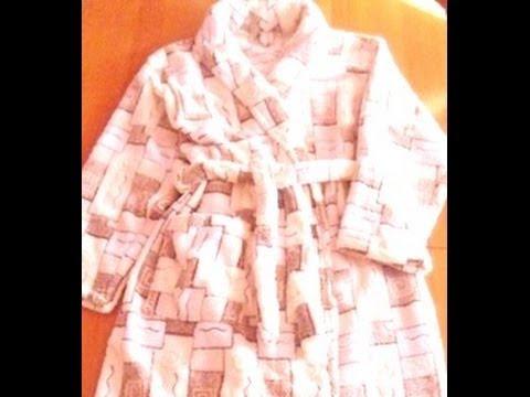 Шьём домашний халат своими руками - Самошвейка - сайт для 96