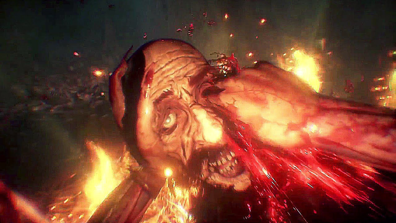 agony gameplay walkthrough demo gamescom 2016 youtube