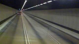 68X 大欖隧道 單管雙程