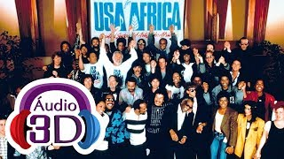 Usa For Africa We Are The World - 3D AUDIO.mp3