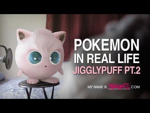 Pokemon in Real Life - Jigglypuff Part 2