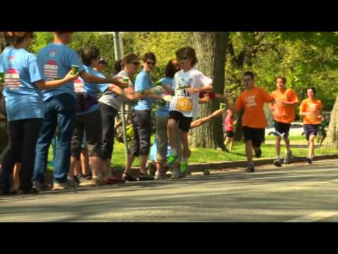 Blue Nose Marathon Doctors NS run 2012