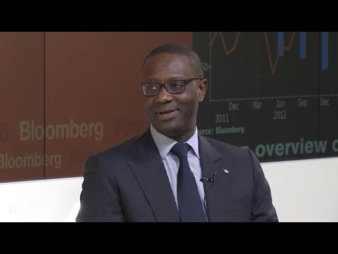 Credit Suisses CEO Talks Brexit, Income Inequality & Interest Rates