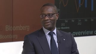Credit Suisse's CEO Talks Brexit, Income Inequality & Interest Rates