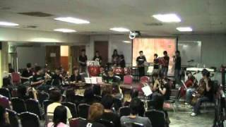 Arranged by Ms.Chua Su Ting. Performed by Chinese Orchestra Society...