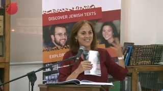 The Pardes Institute of Jewish Studies Hosts Ruth Calderon