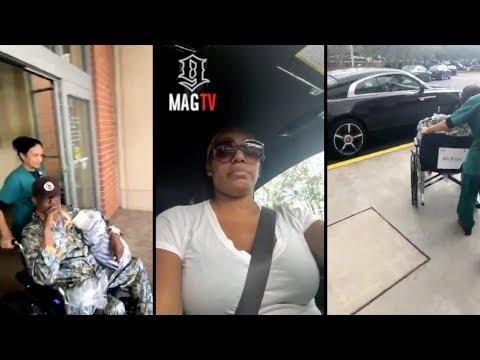 RHOA: Nene Leakes & Husband Greg's Emotional Ride Home After Surgery! 🙏