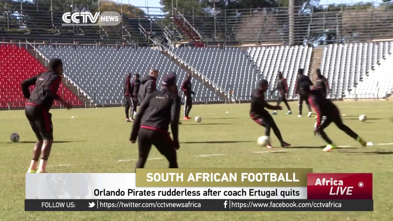 Orlando Pirates legend says playing outside South Africa a shock for players