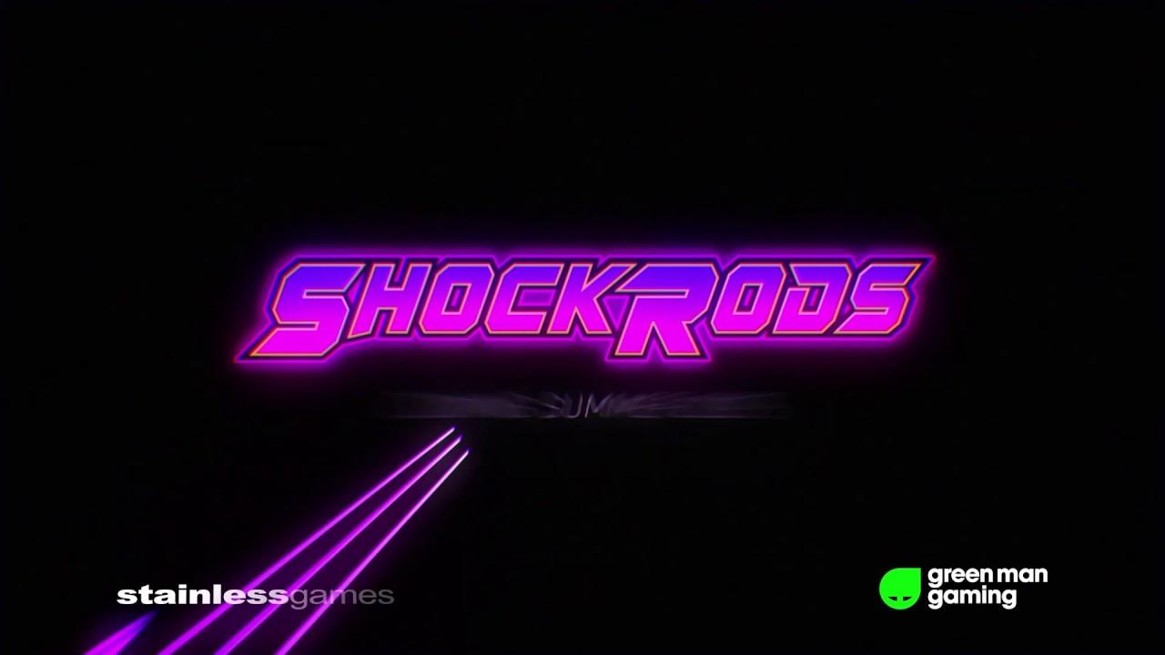 ShockRods Closed Beta Giveaway - 2,000 Keys