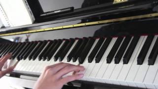 Wereld Zonder Jou - Darren de Vroede (Piano Cover)