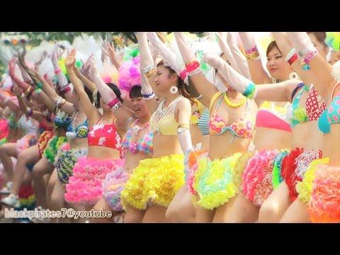 神戸まつり2016 神戸サンバチーム