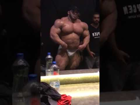 Big Ramy   at 350 lbs Offseason !