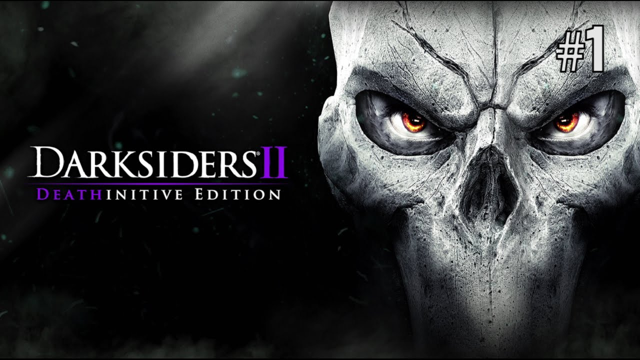 Darksiders II Deathinitive Edition Cracked-PC | iPlay+  ORG