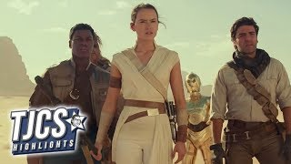 Star Wars Trailer Release Date Revealed?