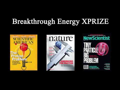 Breakthrough Energy XPRIZE Competition | Idea Submission Vid