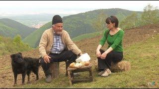 Cum se prepară brânza de Sibiu şi care este secretul ei (@Exclusiv în România)