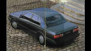 Mazda 929 / Luce 1987 - 1991 Video Tributo