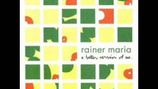 Watch Rainer Maria Ceremony video
