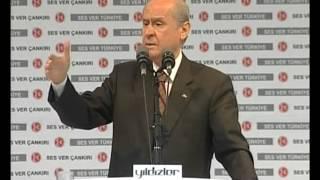 MHP Genel Başkanı Sn. Devlet Bahçeli'nin Seçim Gezisi - Çankırı - 4 Mayıs 2011 [ # 379 ]