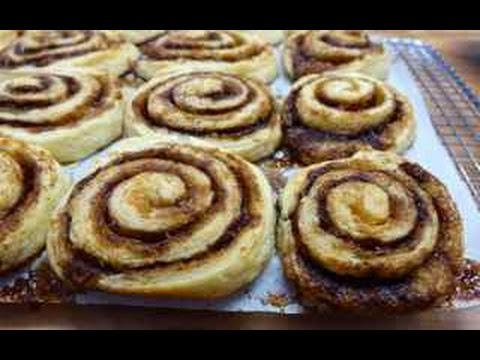 How to make cinnamon roll dough with bisquick