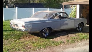 Bobby's 1965 Plymouth Satellite 383 big block