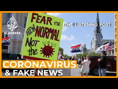 The Conspiracy Virus: COVID-19 misinformation in the US | The Listening Post