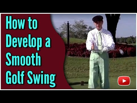 Great Golf Drills – How to Swing Smoother Instantly – Dr. Gary Wiren