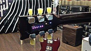 "E se la chitarra si accordasse da sola? - ""Gibson Min-ETune"" da Your Music"