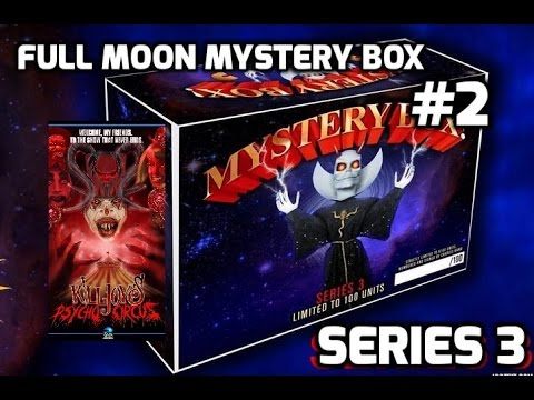 Full Moon Mystery Box: Series 3 #2 Unboxing - YouTube